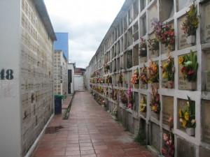 Cementerio Bovedas