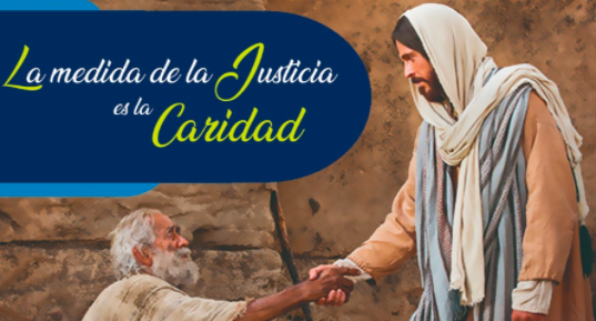 Afiche año de la justicia