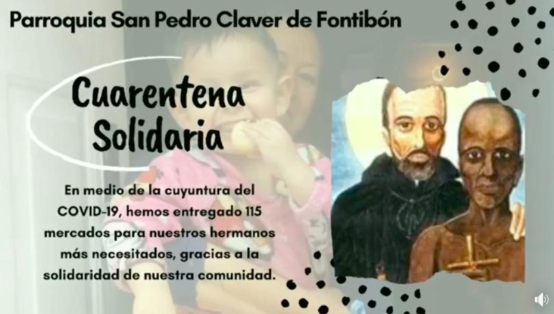 cuarentena solidaria diocesis de fontibon