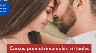 Curso prematrimonial virtual