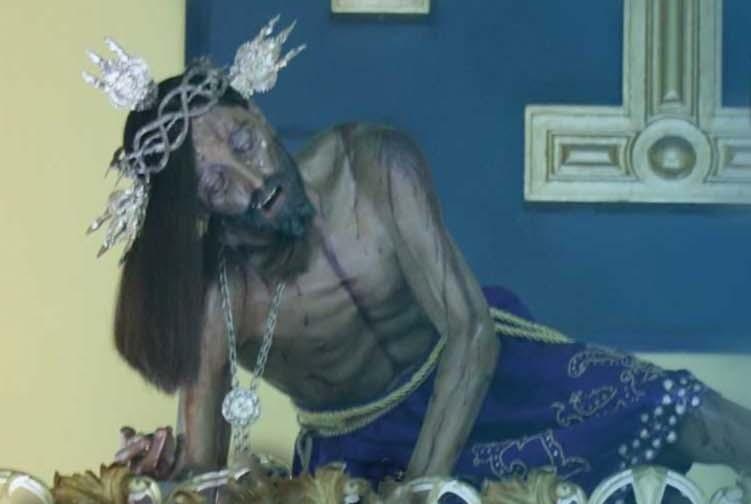 Señor caído de Monserrate en la diócesis de Fontibón